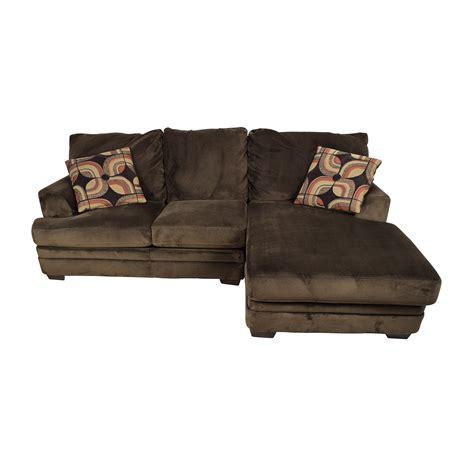 bobs furniture sofa sectional sofas bobs centerfieldbar