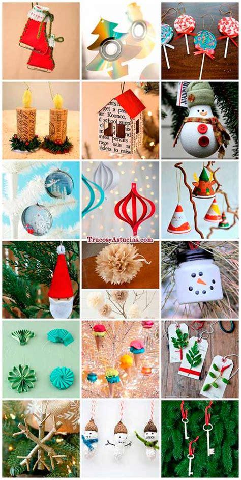 adornos arbol de navidad manualidades m 225 s de 300 manualidades y adornos para navidad trucos y