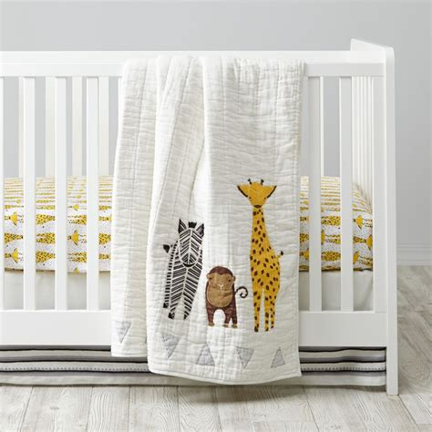 crib bedding for baby baby crib bedding sets for a nursery the land of nod