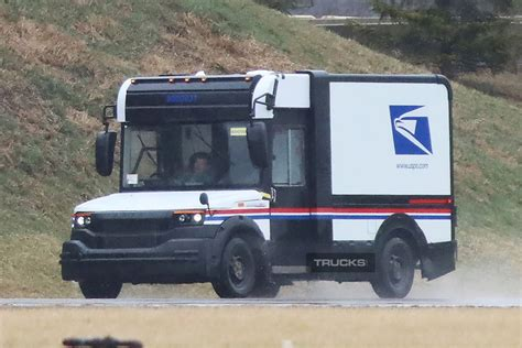 New Postal Truck by New Postal Trucks 2018 Best Image Truck Kusaboshi
