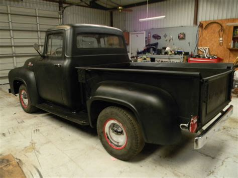 1956 Ford F100 Parts by 1956 Ford F100 Truck Rat Rod Project 460 C6