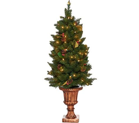 bethlehem lights tree bethlehem lights 4 indoor outdoor lit canterbury urn tree