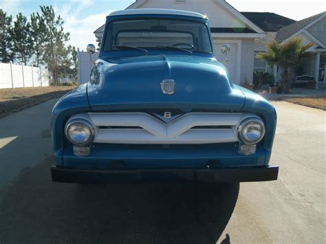 1955 Ford Truck by Vintage Antique Ford Truck F 250 1955 Excellent