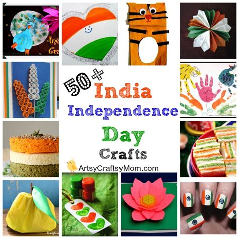 independence day crafts 50 ideas for india republic day or independence day
