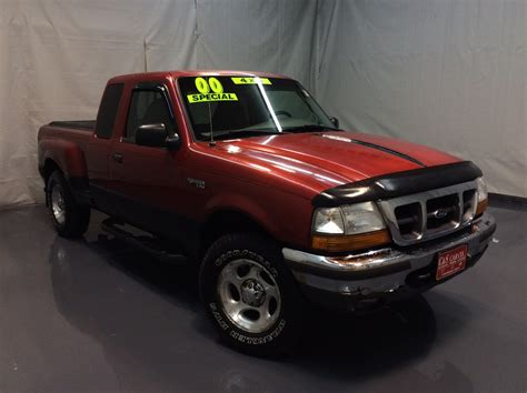 2000 Ford Ranger Mpg by 2000 Ford Ranger Xlt 4wd Stock Sb6067a Waterloo Ia