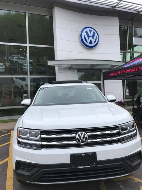 Lia Volkswagen Of Enfield come to lia volkswagen of enfield 94 7 wmas