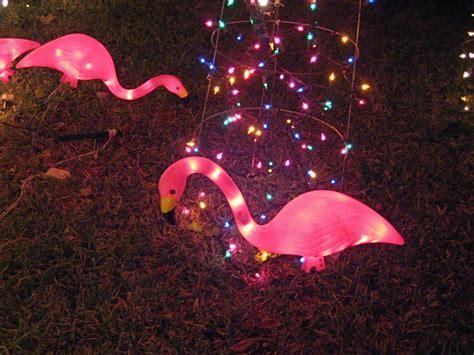 light up pink flamingo kitsch fix 13 trip the light fantastic cot 233