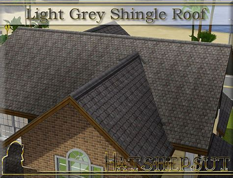 light shingle hatshepsut s light grey shingle roof