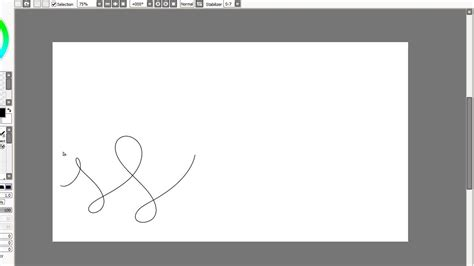 paint tool sai stabilizer doesn t work how stabilizer tool works in paint tool sai