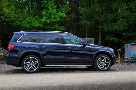 Mercedes Of by 2016 Mercedes Gls 350d Review
