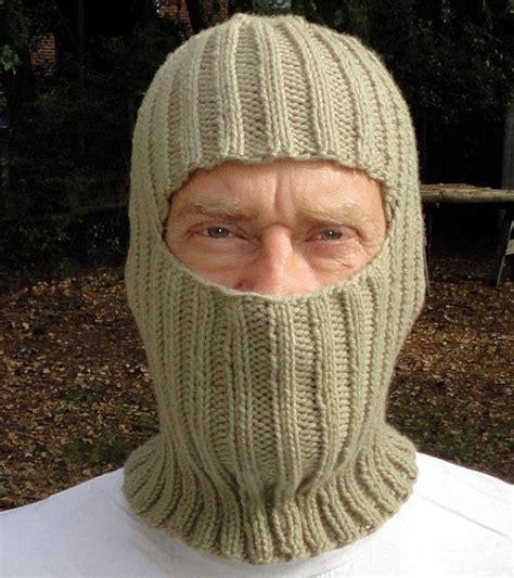 how to knit a mask knit ski mask balaclava the widow s walk my work