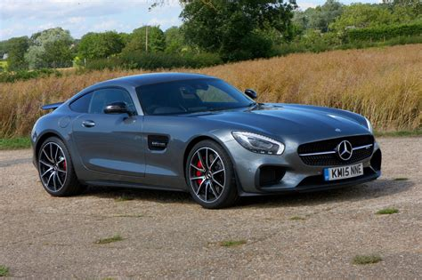Mercedes Gt Coupe by Mercedes Amg Gt Coupe 2015 Photos Parkers