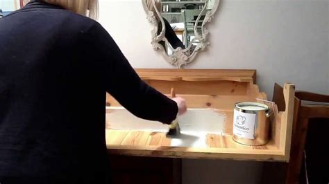 applying autentico chalk paint autentico chalk paint what could be easier a