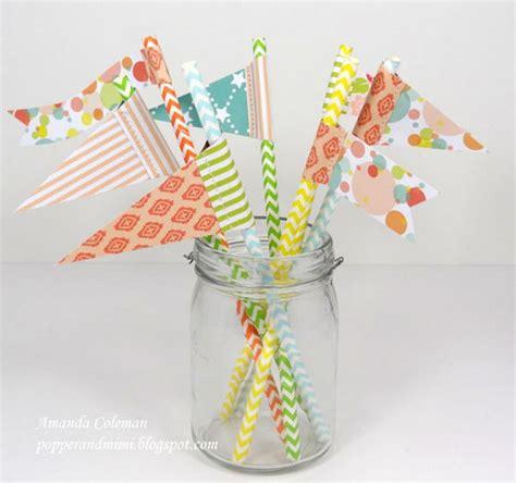 paper craft straws 25 diy tutorials ideas to make straw crafts