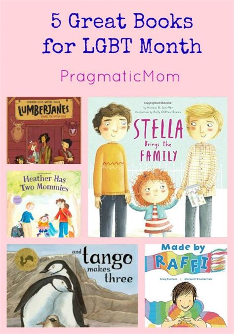 lgbt picture books 5 great books for lgbt month pragmaticmom