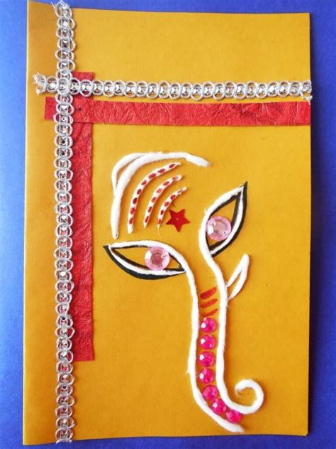 diwali cards for to make simple diwali card ideas to celebrate diwali k4 craft
