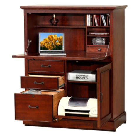 computer armoire furniture willow creek computer armoire 41w 8803360