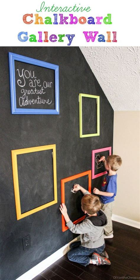 diy chalk paint wall hometalk chalkboard paint projects haeley giambalvo s