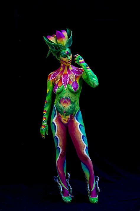 where is painting festival world bodypainting festival 2016 sfgate