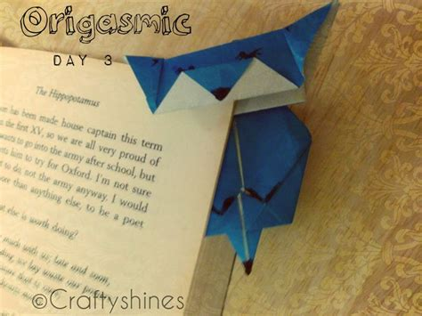 origami cat bookmark 17 best images about origami bookmark on