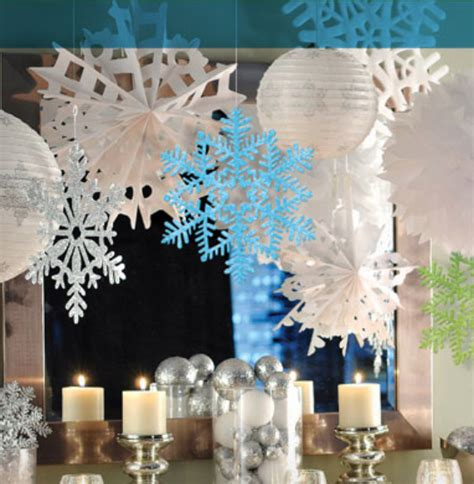 snow themed decorations unleash your imagination fairytale winter