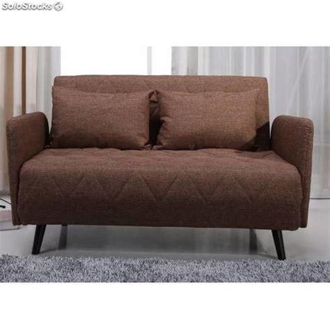 venta de sofa cama de dos plazas sof 225 cama dos plazas marr 243 n