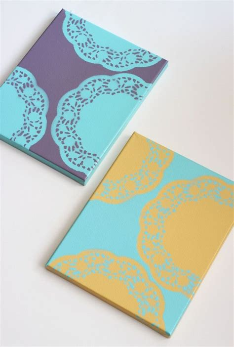 painting craft for 10 ways to diy modern with spray paint