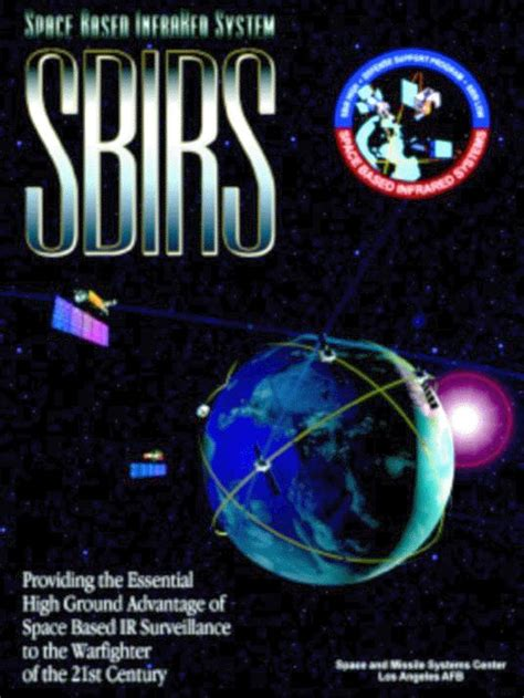 space based infrared system sbirs