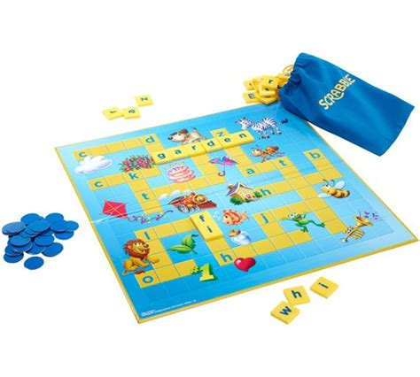 Buy Scrabble Junior Board At Argos Co Uk Your
