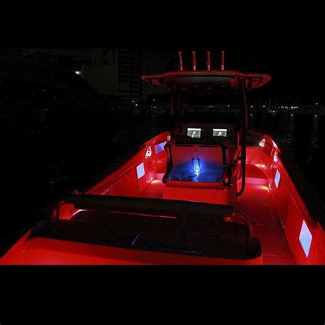 boat led light strips wireless led boat accent lights kit waterproof bright