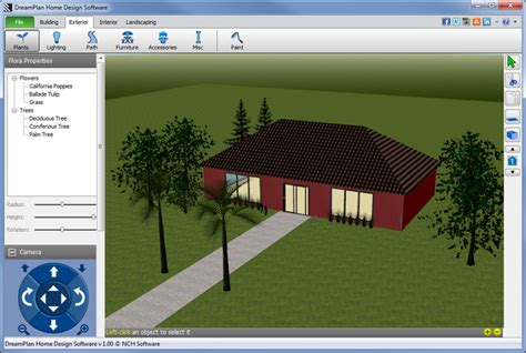 3d house design software free drelan home design software