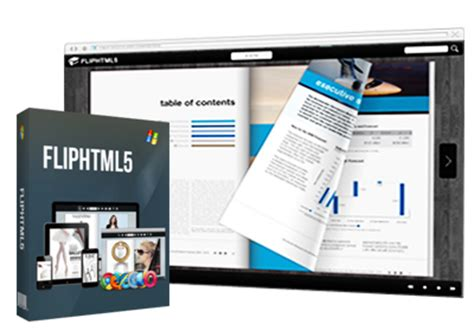 picture flip book app fliphtml5 features convert pdf to html5 flip book