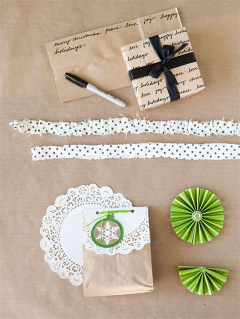 craft paper wrapping ideas craft paper think crafts by createforless