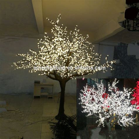 led outdoor trees 2 8m large artificial outdoor led twig tree lighted