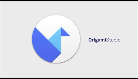 origami studio のプロトタイピングツール origami studio発表 ux milk
