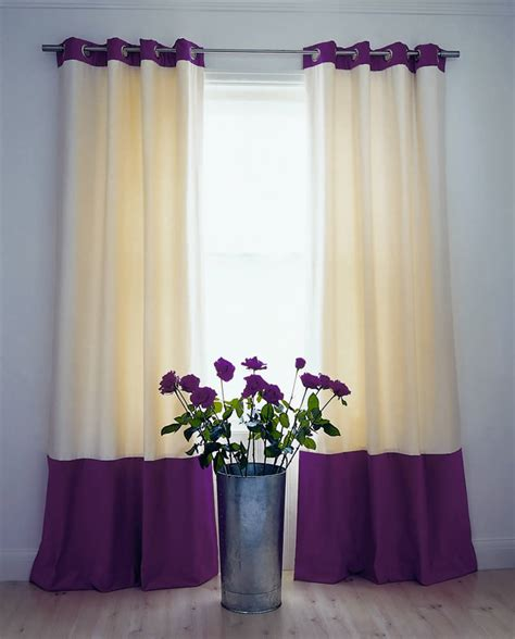 Blue And Purple Bedroom Ideas curtains with borders made to measure curtains with borders