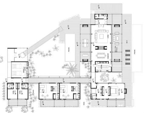 modern home layouts concrete modern house plans modern house plans