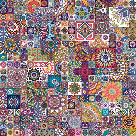 mosaic background mosaic background vector free