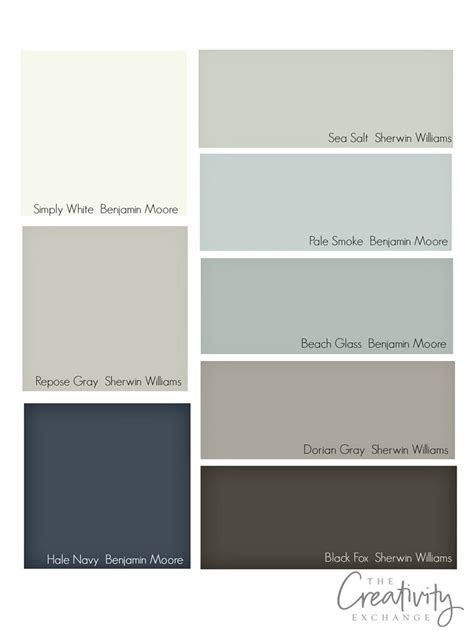 interior home color schemes tips for choosing whole home paint color scheme