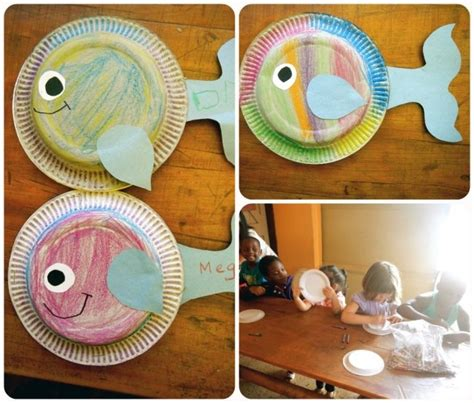 paper plate whale craft 107 best images about sea summer theme on