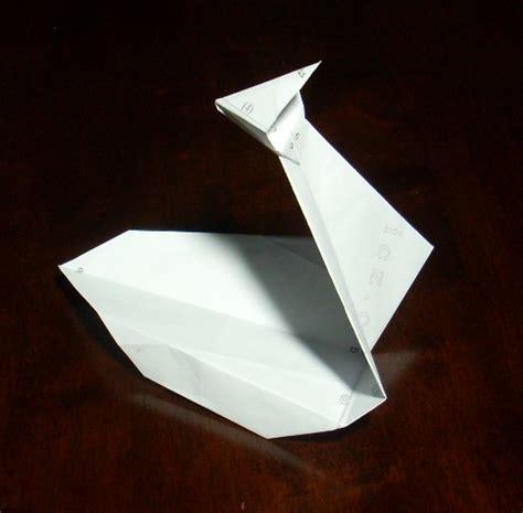 Catapult Printable Origami