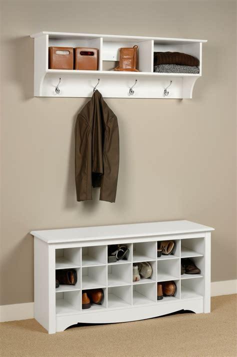 coat and shoe rack for narrow entryway le meuble 224 chaussure id 233 es de rangement moderne