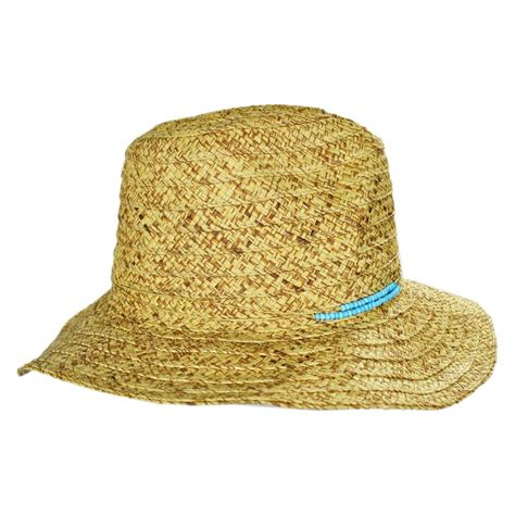 beaded hats san diego hat company turquoise beaded fedora hat casual hats