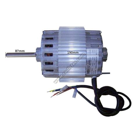 Electric Motor Italy by Electric Motor Rpm S P A Type 11092500 Codistec