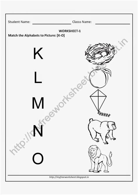 for printables free printable worksheets for children part 1 worksheet