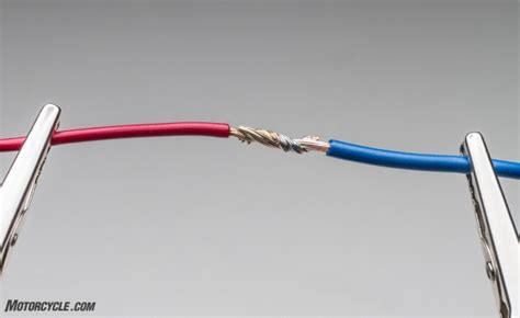 how to splice electrical wires mo wrenching how to properly splice wires