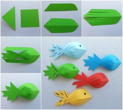 easy paper crafts for children 10 easy paper crafts to try with