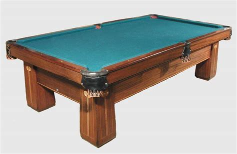 antique pool tables antique brunswick billiard tables for sale