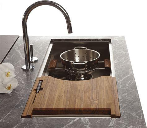 kitchen sink nyc stainless steel by mick de giulio for kallista modern