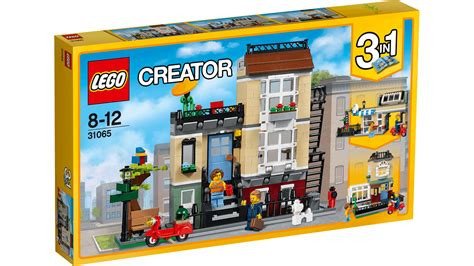 st creator 31065 park townhouse lego 174 creator products and